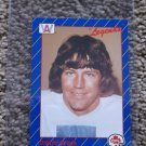 Dieter Brock - American football collectible card - 1991