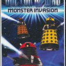 x8 Dr. Who Monster Invasion Trading cards