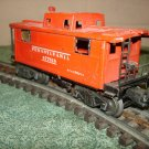 LIONEL early 1945 2457 PRRN5 caboose.