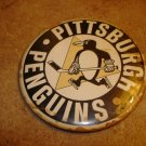 Pittsburgh Penguins 1969 hockey brooche pin badge.