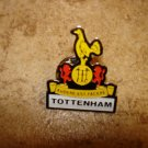 Tottenham Hottspur soccer pin badge.