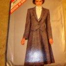McCall's Stitch N Save 8641 Womens skirt & blazer Vintage Pattern Sz B 12-14-16