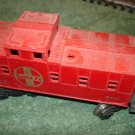 Lionel O scale 6430  Santa Fe caboose offered by MTH.