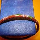 Vintage colorful Cloisonné bracelet with Japanese design