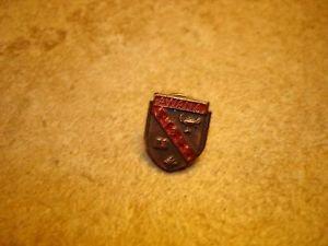 Awana 1 year all metal pin back pin.