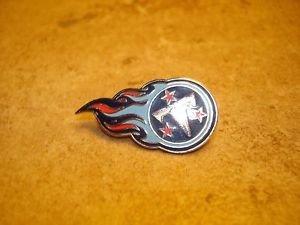 Silver tone all metal pin badge NFLP 2000 Pro Specialties San Diego