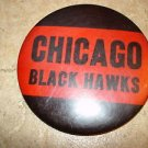 Chicago Black Hawks 1969 hockey brooche pin badge.