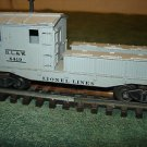 Lionel 6419 D.L.&W  working caboose offered by MTH.