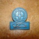 Office of Governor Santa Fe plastic pin badge.