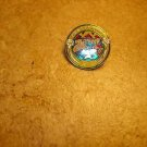 Hollywood Centennial 1887- 1987 metal pinback pin.
