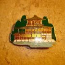 Special memory of Kyoto Prefecture all metal brooche pin