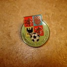 FIFA World cup Germany 2006 Czech Republic football soccer pin badge.