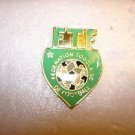 FIFA World Cup Germany 2006 Togo soccer pin badge.