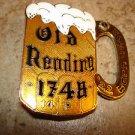 Old Rending 1748 22 Host Club Lions club pin all metal.