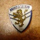 Brescia Calcio 1911 all metal soccer pin badge.