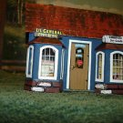 O scale kit built Lionelville General store.
