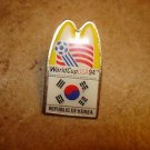 World cup USA 1994 Republic of Korea football  soccer pin badge.