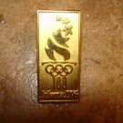 Atlanta 1996 all metal Olympic pin badge.