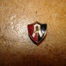 Vintage F.C. Atalante Mexico button hole soccer pin