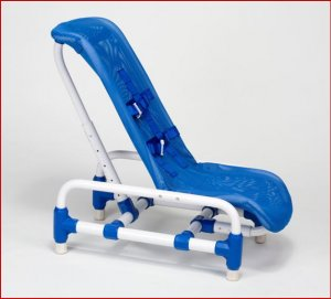 Item Number 8510 Contour Supreme Articulating Bath Chair