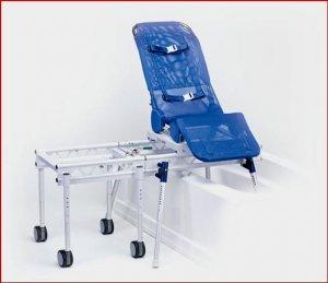 Item Number 8120 Elite Reclining Shower and Bath Transfer System
