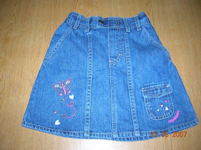 Oshkosh : Jeans Skirt