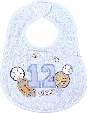Bib : Carters All Star 12
