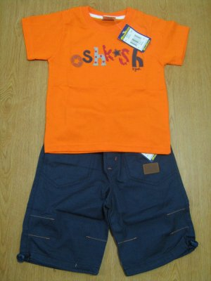Oshkosh T-Shirt Orange
