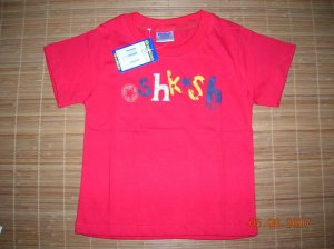 Oshkosh T-Shirt Red