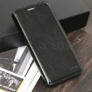 For Samsung Galaxy S6 Edge Leather Flip Wallet Case Cover Stand Black
