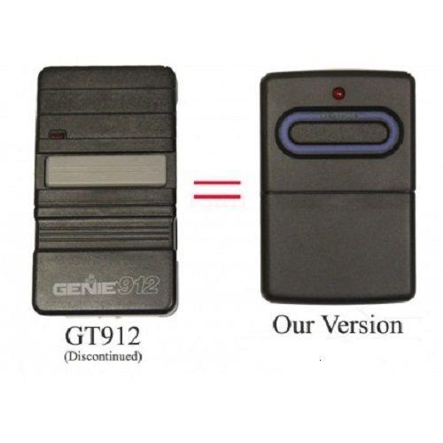 Genie Gt912 1bl 9 12 Switch Receiver Remote Controller