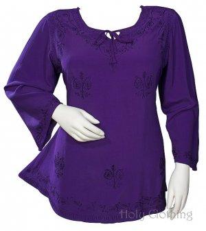 Gothic Flare Shirt