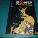 Bone Rest: A World's End #2 VERY FINE (Image Comics 2005) Giuseppe Camuncoli comic for sale
