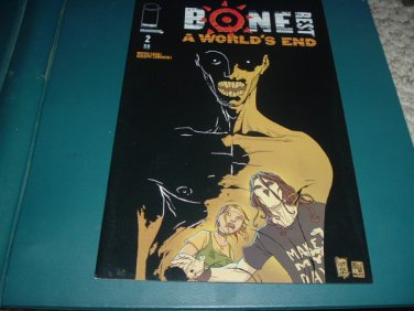 Bone Rest: A World's End #2 VERY FINE (Image Comics 2005) Giuseppe Camuncoli comic for sale