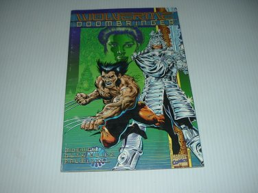 Wolverine: Doombringer 1-Shot Graphic Novel (Marvel Comics GN) with Silver Samurai, comic FOR SALE