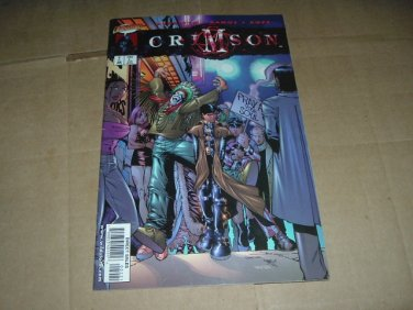 Crimson #2 Humberto Ramos VARIANT Cover (Image/Cliffhanger Comics 1998) Save $$$ Shipping Special