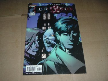 Crimson #6 Humberto Ramos regular Cover (Image/Cliffhanger Comics 1998) Save $$$ Shipping Special