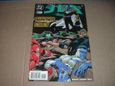 JLA #17 (DC Comics, Grant Morrison) justice league of america, see SHIPPING SPECIAL, comic For Sale
