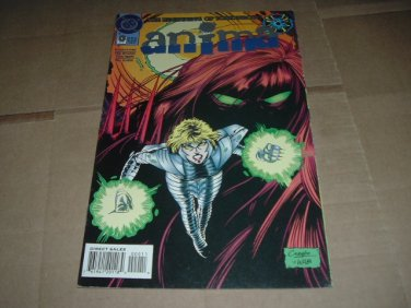 Anima #0 (DC Comics 1994 Zero Month, Zero Hour) Save $$$ with Flat Shipping Special, comic for sale