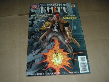 The Book of Fate #1 NEAR MINT- (DC Comics 1997) Save $$$ with Flat Rate Shipping Special