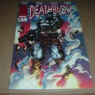 Deathblow #2 with Jim Lee POSTER INTACT (Jim Lee, Image Comics 1993) comic book for sale