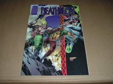 Deathblow #22 (Image Comics 1995) SAVE $$$ SHIPPING SPECIAL, comic book for sale