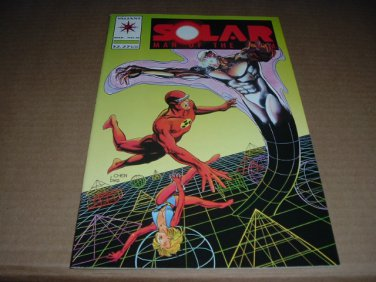 Solar: Man of the Atom #19 NEAR MINT- (Valiant Comics 1993) SAVE $$ SHIPPING SPECIAL, comic for sale