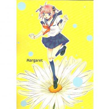 [Gintama] Margaret (Okita x Kagura)