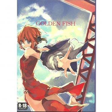 [Gintama] GOLDEN FISH (Okita x Kagura)