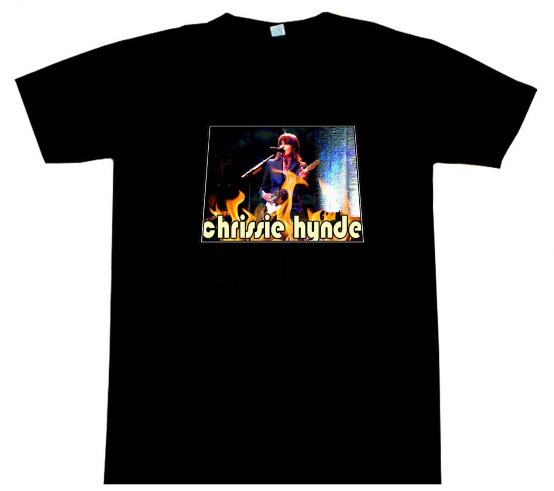 Chrissie Hynde (The Pretenders) NEW T-Shirt