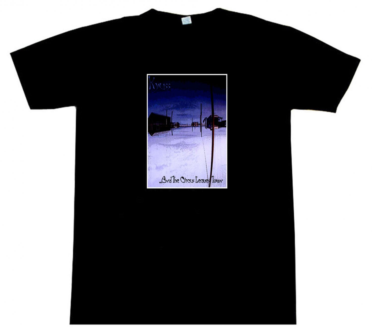 Kyuss - And The Circus Leaves Town - T-Shirt