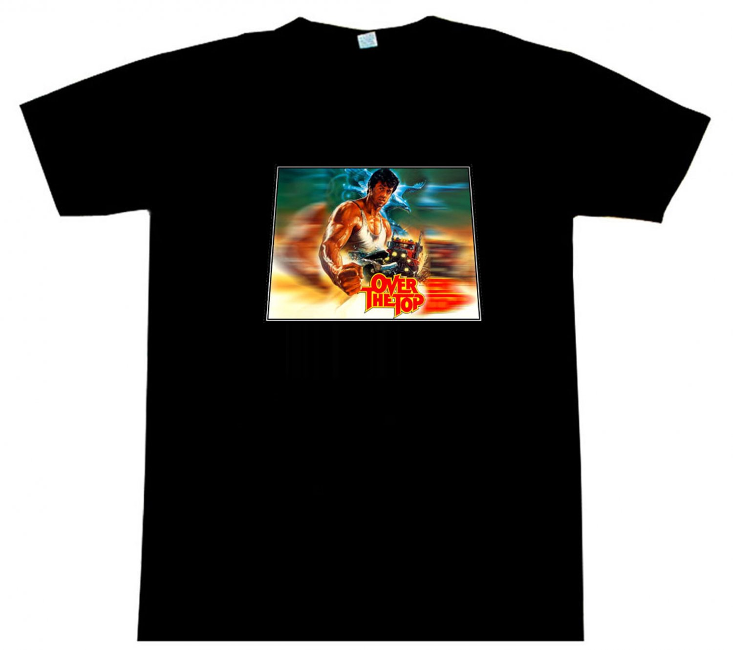 Over The Top (Sylvester Stallone) NEW T-Shirt