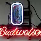 "Brand New Budweiser Can Beer Bar Neon Light Sign 13""x8"" [High Quality]"