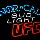 "New BUD LIGHT UFC Norcal Beer Neon Light Sign 16""x 14"" [High Quality]"